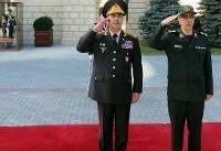 ارتقای روابط دفاعی و نظامی ایران و جمهوری آذربایجان