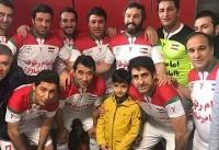 برتری ستارگان ۹۸ مقابل منتخب مشهد/ ماجرای جالب پرواز تیم و ترس «پروین»