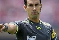 داور مکزیکی بازی ایران - عمان را قضاوت میکند