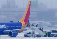 Snow: Flight cancellations now stretch into Sunday