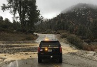The Latest: California dries off after storms batter state