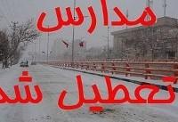 مدارس پاوه،سُنقر و کلیایی، شنبه تعطیل هستند/ مدارس کرمانشاه با ۲ساعت تأخیر آغاز بهکار میکنند