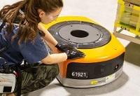 جلیقه کارمندان آمازون با ربات ها ارتباط برقرار می کند
