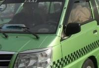 ۴ مجروح بر اثر تصادف سرویس مدرسه در تهران
