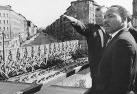 What Martin Luther King Jr. Said About Walls During His 1964 Visit to Berlin