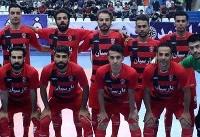 عاقبت حضور «یک شبه» در لیگ برتر فوتسال/ دومین سقوط متوالی پارسیان
