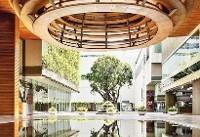 طراحی بینظیر یک مرکز تجاری! (+عکس)