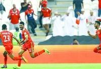 ترکیب محتاطانه تیم ملی فوتبال عمان مقابل ایران