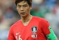 بدبیاری بزرگ کره/ کی سئونگ یئونگ جام ملتها را از دست داد