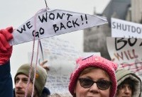 Pink Hats Flooded Washington Again, but Controversy and Competition Made for a Much Smaller ...