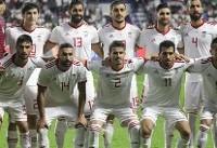پیروزی ایران در نیمه اول بازی با عمان در جام ملت های آسیا