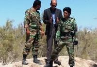 یگان حفاظت سازمان امور اراضی کار خود را آغاز کرد