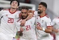 راهیابی به یک چهارم نهایی؛ گام محکم ایران برای کسب جام آسیا