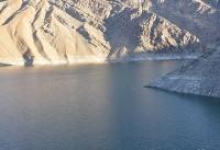 بهبود وضعیت منابع آبی تهران