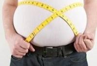 چاقی میان تنه مغز را کوچک می کند