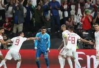 طباطبایی: چین تیم قدرتمندی نیست/ بیرانوند پنالتی را گرفت و به بازی برگشتیم