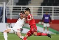 زمان و ورزشگاه بازی ایران-چین