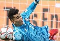آرزوی علیرضا بیرانوند برای تیم ملی+توصیف پنالتی عمان