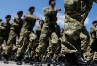 تجلیل از نفرات برتر دهمین جشنواره ورزشی سربازان نیروهای مسلح