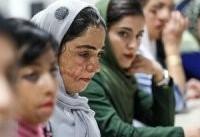 آخرین وضعیت درمان دختران شین آبادی