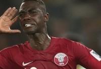 AFC: ستاره قطری در یک قدمی شکستن رکورد دایی