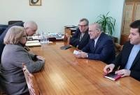 تاکید سفیر ایران در کییف بر گسترش همکاریهای فرهنگی با اوکراین