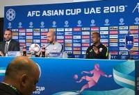 سانچس: تمجید مورینیو از قطر مایه افتخار است