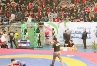 بهشهر قهرمان کشتی آزاد جام شهید هاشمینژاد شد