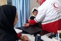 کاروانهای سلامت با گروههای جهادی به مناطق محروم می روند