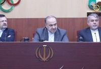 سلطانیفر: میخواهیم تاریخ ورزش ایران را به نمایش بگذاریم