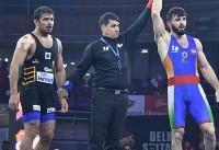 گزارش داور المپیکی کشتی ایران از قضاوت در لیگ هند