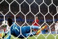 خاطرات مهار پنالتی رونالدو در مسکو، ایران را در جام نگه داشت