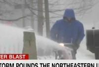 سرما زندگی۷۴میلیون نفر را در آمریکا تحت تاثیر قرار داده است