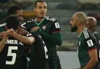 امارات راهی مرحله یک چهارم نهایی شد