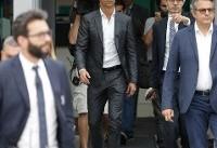 دادگاه اسپانیا خواسته رونالدو را رد کرد
