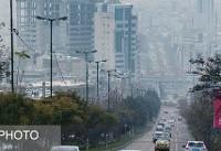 مرگ ناشی از آلودگی هوا بیشتر از سوانح ترافیکی است