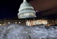 Flash freeze of melting snowstorm seen icing over U.S. Northeast