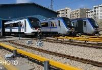 واگن های جدید مترو تیرماه سال آینده وارد خطوط می شوند
