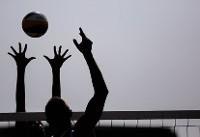 تیم والیبال ساحلی «ب» از صعود به فینال تور آسیایی بازماند