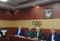 سلطانیفر: قهرمانان استقبال زیادی برای اهدای یادمان های خود به موزه ورزش داشتند