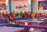 قهرمانی دیپلماتهای ایران در پینگپنگ، افغانستان در شطرنج