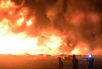 شمار تلفات انفجار خط لوله سوخت مکزیک به ۸۵ نفر رسید