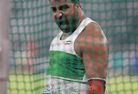 فروش ٥٠٠ میلیونی مدال نقره المپیک احسان حدادی