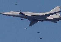 یک جنگنده اتمی روسیه سقوط کرد