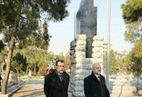 ادای احترام معاون وزیر خارجه لهستان به هممیهنان آرمیدهاش در تهران