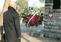 تصاویر / بازدید معاون وزیر خارجه لهستان از قبرستان لهستانی ها در تهران
