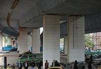 روایتی از یک ساعت حضور زیر پل سیدخندان