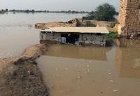 ۱۸ روستای خوزستان در محاصره سیلاب قرار دارد