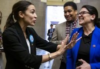 Ocasio-Cortez and Tlaib Said to Join Powerful Oversight Panel