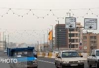 تداوم آلودگی در کلانشهرها